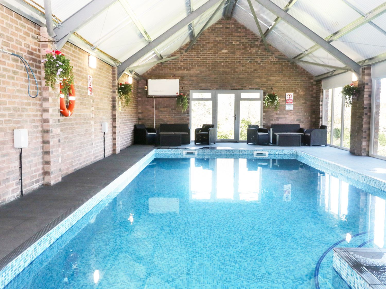 Log Cabins With Hot Tubs In North Wales | Llannerch Holiday Park ...