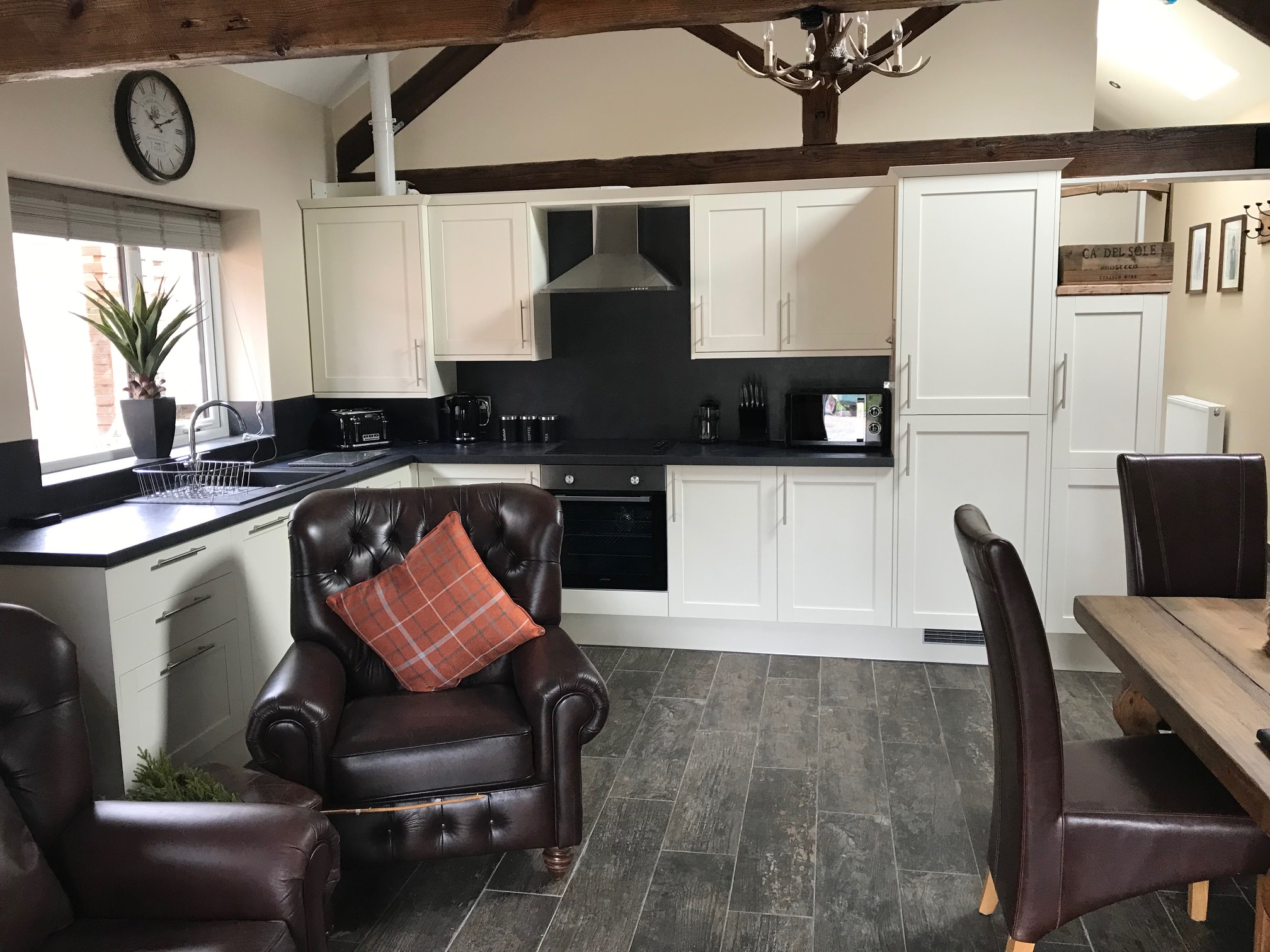 The Gamekeepers Cottage Kitchen